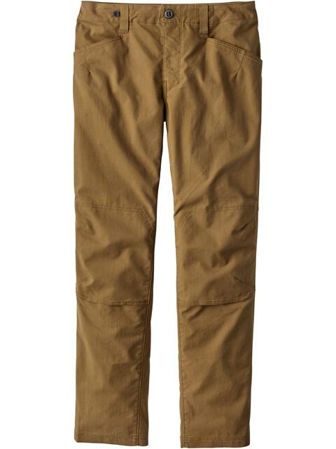 Patagonia Gritstone Rock - Pantalon long Homme - marron